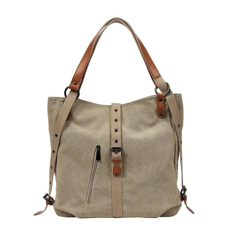 2-In-1 Backpack-Shoulder Bag with Extra Large Capacity