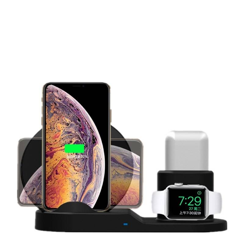 3-in-1 Wireless Charging Dock Station