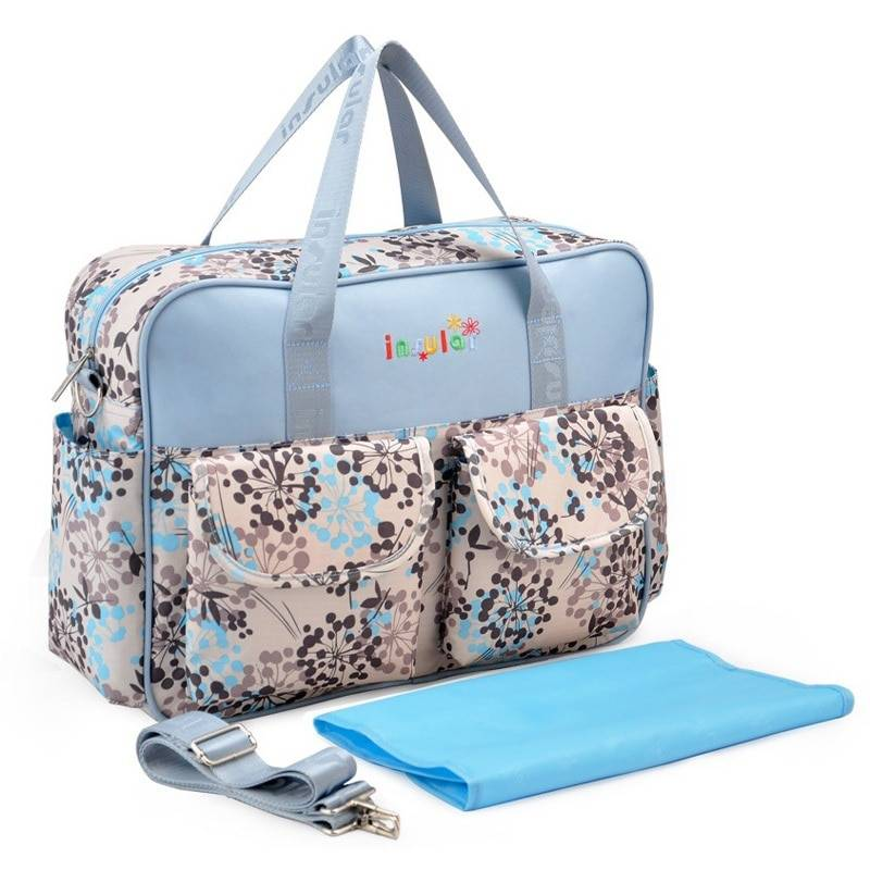 https://hotstarstore.com Diaper Bag For Mommy Nappy Bag Large capacity Durable Baby Bags For Stroller Baby Changing Bag Maternity Tote Hot Star Store